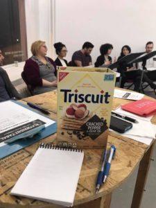 Triscuit box photo